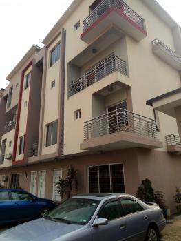 3 Bedroom Terrace with Bq, Aina Street, Ojodu, Lagos, Terraced Duplex for Sale
