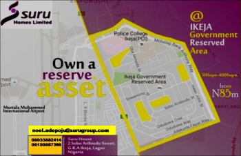Ikeja G.r.a Reserved Land, Ikeja Gra, Ikeja, Lagos, Mixed-use Land for Sale
