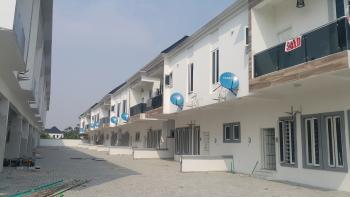 Brand New Serviced Semi-detached House, Lafiaji, Lekki, Lagos, Semi-detached Duplex for Sale