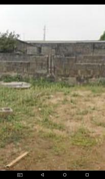 Land Half Plot, Shaki Crescent, Aguda, Surulere, Lagos, Residential Land for Sale