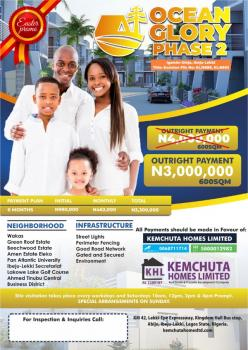 Land with Genuine Excision, Ocean Glory Phase Ii, Off Lekki - Epe Express Way, Alatise, Ibeju Lekki, Lagos, Residential Land for Sale