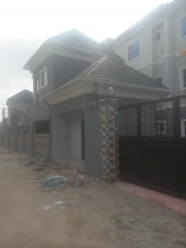 a Newly Built and Well Finished 2 Bedroom Flat with Standard Facilities, Sars Road, Rukpokwu, Port Harcourt, Rivers, Flat for Rent