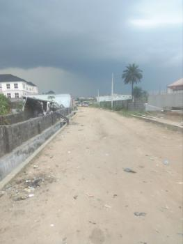 4 & Half Plots of Land, Well Fenced But Without a Gate, Opposite Ruby Centre, Rumuodomaya, Port Harcourt, Rivers, Mixed-use Land for Sale