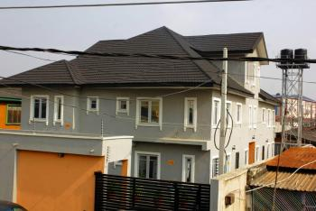 Bespoke Newly Built Block of 4 Nos 2 Bedrooms Serviced Flats, Ladipo, Mushin, Lagos, Flat for Rent