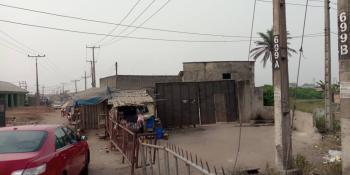 8 Plots of Land with Warehouse But Quarter 1 Storey Building, Adekunle Bus Stop, Facing Ikorodu Express Road, Mile 12, Kosofe, Lagos, Mixed-use Land for Sale