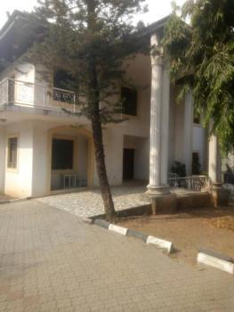 5 Bedroom Duplex with 3 Bedroom Guest Chalet and 2 Rooms Bq, Off Alvan Ikokwu Way, Maitama District, Abuja, Detached Duplex for Rent