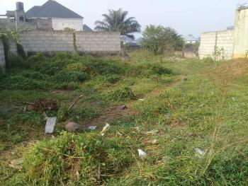 Well Located Table Flat Surface Dry Land, Obirikwere Flyover, Rumuosi, Port Harcourt, Rivers, Residential Land for Sale