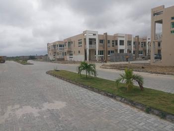 3 Bedroom Terrace Duplex with Bq, Grenadines Homes, Monastery Road, Behind Shoprite, Sangotedo, Ajah, Lagos, Terraced Duplex for Sale