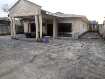 a Four Bedroom All Rooms En Suite Flat on a Standard Plot of Land, Sangotedo, Ajah, Lagos, Detached Bungalow for Sale