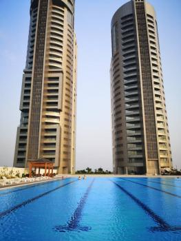 Luxurious 3 Bedroom Apartment with Bq and Utility Room, Eko Atlantic City, Lagos, Flat for Rent