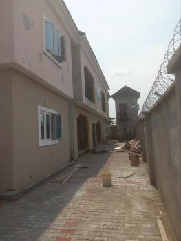 a Newly Finished 4 Nos. 2 Bedroom Flat with Excellent Facilities, Sars Road, Rukpokwu, Port Harcourt, Rivers, Flat for Rent