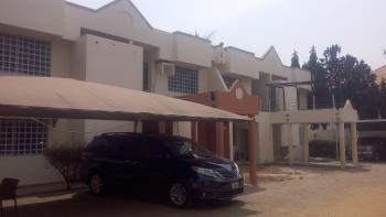 Tastefully Finished 5 Bedroom Semi Detached Duplex with a Bq, Each, Ideally for Both Office/ Residence,generous Parking Space, Wuse 2, Abuja, House for Rent