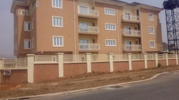 Brand New Tastefully 3 Bedroom Flat, En Suite, Pop, Generous Parking Space, Tarred Road, Jahi, Abuja, Flat for Sale