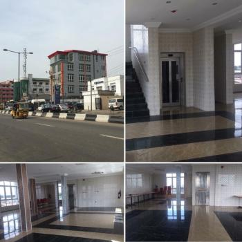 a Four (4) Storey Building Open Plan Office Space in a Commercial Hubs, Along Oba Akran Avenue, Oba Akran, Ikeja, Lagos, Office Space for Rent