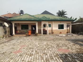 Distress Sale 3 Bedroom Bungalow, Nvigwe, Woji, Port Harcourt, Rivers, Detached Bungalow for Sale