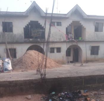 a Block of 4 Units of 2 Bedroom Flats Sitting on 689sqm Land, Alagbado, Ijaiye, Lagos, Block of Flats for Sale