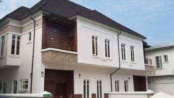 Brand New 4 Bedroom Semi Detach Duplex with Bq, Close to Mega Chicken, Ikota Villa Estate, Lekki, Lagos, Semi-detached Duplex for Sale