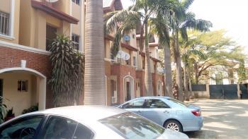 4 Bedroom Terraced Duplex with Bq, Wuse 2, Abuja, Terraced Duplex for Sale