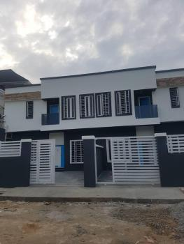 4 Bedroom Semi-detached Duplex with Bq, Idado, Lekki, Lagos, Semi-detached Bungalow for Sale