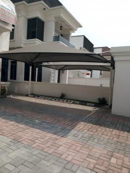Brand New 5  Bedroom Terrace Duplex with a Room Bq, Prince Bamidele Eletu Street, Osapa, Lekki, Lagos, Terraced Duplex for Sale