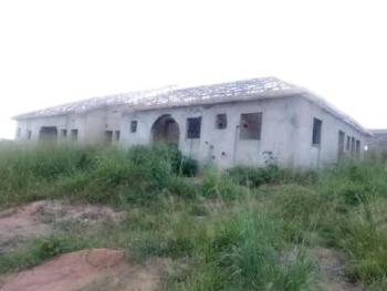 an Uncompleted 2 Unit of 2 Bedroom, 2 Units Bungalow and Room and Parlor Self.  4 Units Bungalow on Full Plot, at Olorunda Ishefun Town , Along Ayobo / Camp David Rd, Alimosho, Lagos, Detached Bungalow for Sale