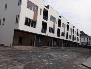 3 Bedroom Terraced Duplex with a Maid Room, Swimming Pool, Gym and Space for Car Park, Spacious Rooms and Bedrooms, Osapa, Lekki, Lagos, Terraced Duplex for Sale