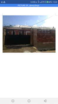 2 Bedroom Semi Detached Bungalow ( Corner Piece), Brick City, Kubwa, Abuja, Semi-detached Bungalow for Sale
