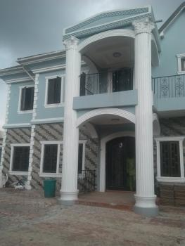 Executive 4 Bedroom Terrace  Duplex with Classic Hd Finished Interiors and Bq, Thera Annex Estate, Sangotedo, Ajah, Lagos, Semi-detached Duplex for Rent