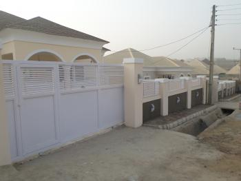 Just Completed 3 Bedroom+ Bq, Life Camp, Gwarinpa, Abuja, Detached Bungalow for Sale