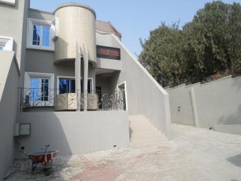 Renovated 4 Bedrooms+bq, Maitama District, Abuja, Semi-detached Duplex for Rent