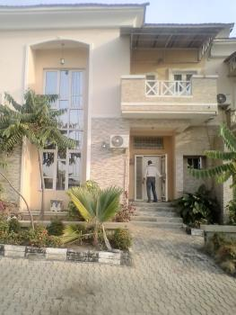 Secure Luxurious 4 Bed Duplex, Yakubu Gowon Crescent, Asokoro District, Abuja, Terraced Duplex for Rent