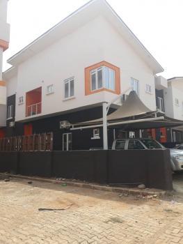 Luxury 4 Bedrooms Semi-detached Duplex in an Estate, Paradise Street, Dape, Abuja, Semi-detached Duplex for Rent