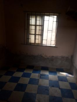 a Fairly Used and Spacious Room Self Contained, Off St Finbars Road, Akoka, Yaba, Lagos, Self Contained (single Rooms) for Rent