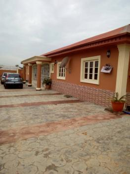 Newly Built and Tastefully Finished 3 Bedroom Semi-detached Bungalow, Off Ebute-igbogbo Road, Easily Accessible Through Ogolonto, Before Ikorodu Garage, Ebute, Ikorodu, Lagos, Semi-detached Bungalow for Rent