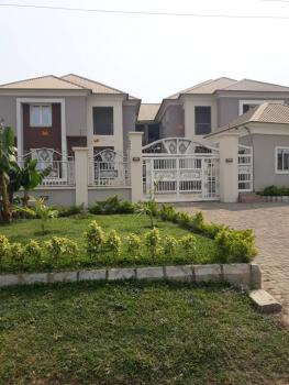 a Tastefully Finished, Serviced Brand New 5 Bedroom Semi-detached Duplex with 2 Room Bq, Jahi, Abuja, Semi-detached Duplex for Rent
