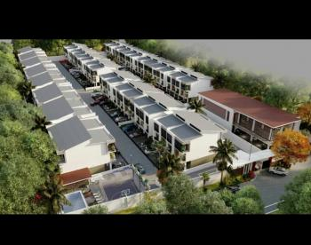 3 Bedroom Terrace, Before Conoil, Ikate Elegushi, Lekki, Lagos, Terraced Duplex for Sale