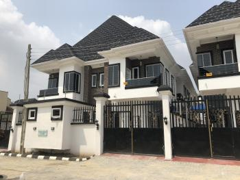 Tastefully Finished Luxury 4 Bedroom Semi Detached Duplex with Bq, Idado, Lekki, Lagos, Semi-detached Duplex for Rent