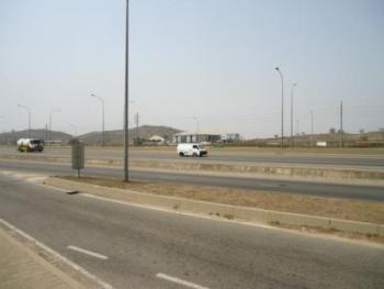 Filling Station Land, Opposite Ako (amac) Estate, Airport Road, Lugbe District, Abuja, Commercial Land for Sale