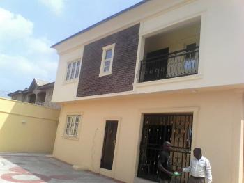 Newly Built 2 Bedroom Flat (ensuite), K Farm Estate, Obawole, Ogba, Ikeja, Lagos, Flat for Rent