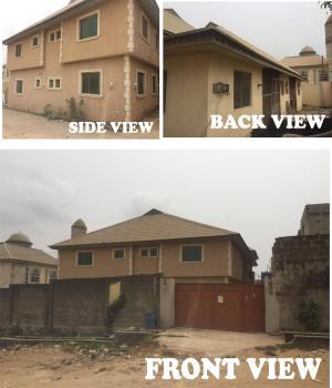 a Block of 4nos 3 Bedroom Flat with 2nos 2 Bedroom Flat, Igbo-oluwo Estate, Jumofak, Ikorodu, Lagos, Block of Flats for Sale