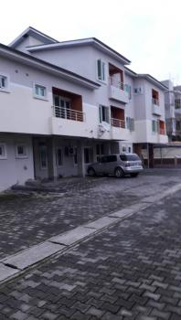 Newly  Built Partly Furnished , a Unit of 5 Bedroom Town House + a Room Bq on 3 Floors, Ikate Elegushi, Lekki, Lagos, House for Rent
