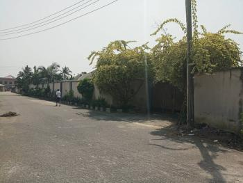 Strategic, Fully Fenced and Gated 2 Plots of Dry and Firm Land, Somitel Estate, Trans Amadi, Port Harcourt, Rivers, Residential Land for Sale