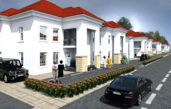 4 Bedroom Semi Detached Plus Bq Carcass Duplex. Mortgage Available, Opposite Kubwa Fha Bridge, Karsana, Abuja, Semi-detached Duplex for Sale