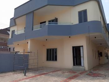 4 Bedroom Semi-detached Duplex with a Maid Room, Fitted Kitchen, Ample Space for Car Park, Ikate Elegushi, Lekki, Lagos, Semi-detached Duplex for Rent