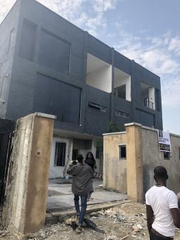 4 Bedroom Semi Detached Duplex with B.q, Lekki Phase 1, Lekki, Lagos, Semi-detached Duplex for Sale
