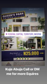 Queens Park Estate, Airport Road, Kuje, Abuja, Residential Land for Sale