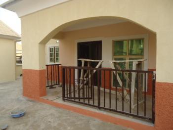 New 2 Bedroom Bungalow, By Sunnyvale Estate, Dakwo, Abuja, Semi-detached Bungalow for Rent