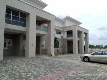 Brand New Serviced 4 Bedroom Terrace Duplex with a Bq, Green Areas, Katampe Extension, Katampe, Abuja, House for Rent