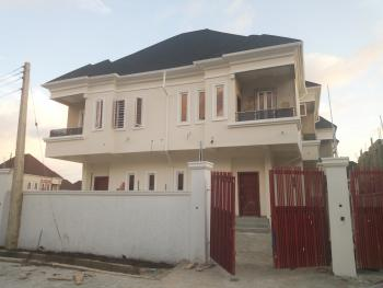 Luxury New 4 Bedroom Duplex Tastefully Finished, Chevron, Chevy View Estate, Lekki, Lagos, Semi-detached Duplex for Sale