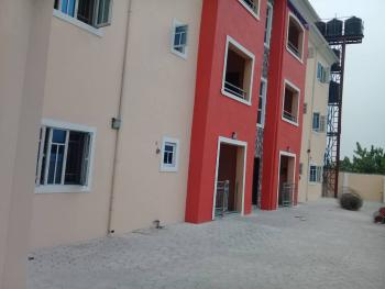 Luxury Newly Built 2 Bedroom Flat, Tastefully Well Finished Executive 2 Bedroom Flat in a Calm and Secured Estate, Woji, Port Harcourt, Rivers, Flat for Rent